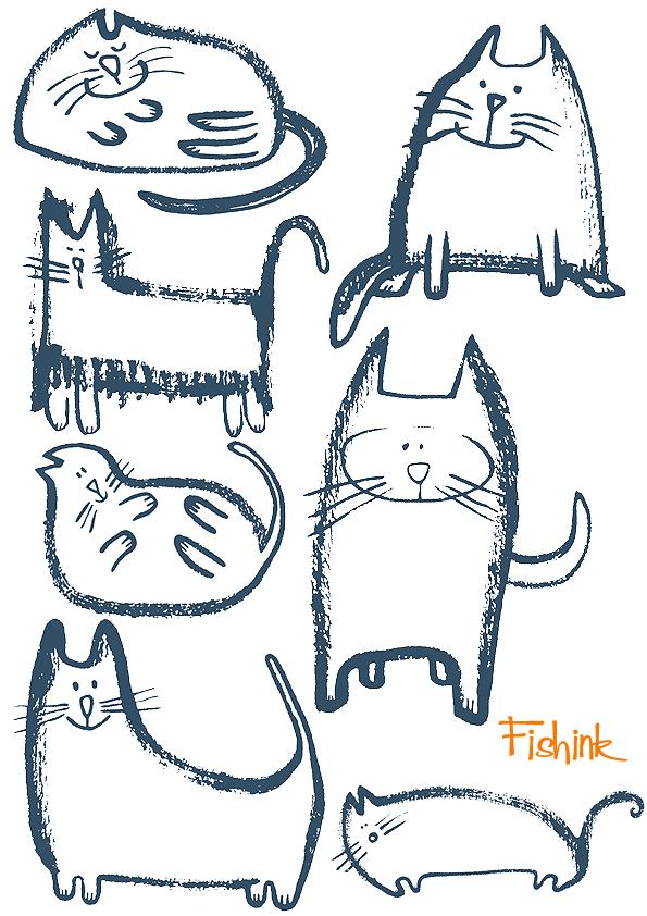 Fishinkblog 9400 Fishink Cats 1