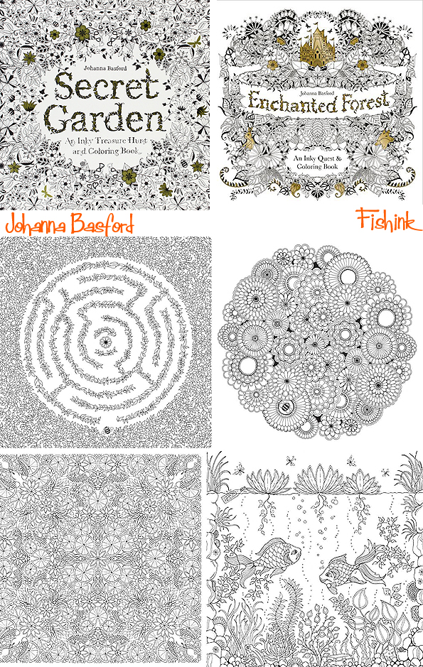 Fishinkblog 9436 Adult Colouring Books 4