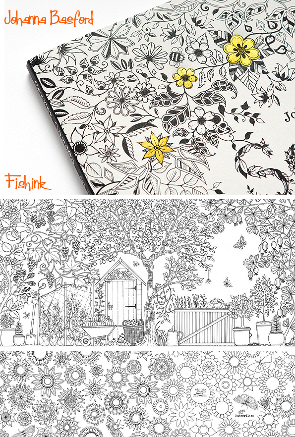 Fishinkblog 9437 Adult Colouring Books 5