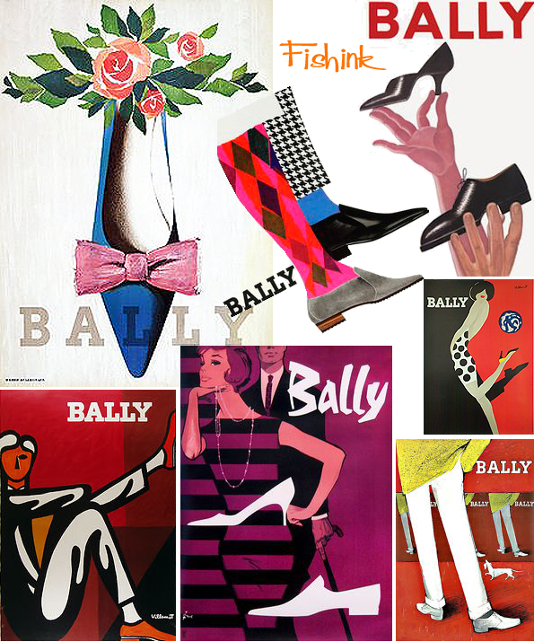 Fishinkblog 9659 Vintage Shoe Posters 3