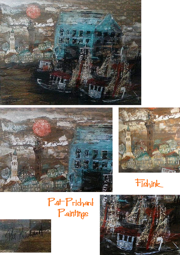 Fishinkblog 10034 Pat Prichard Painting 2