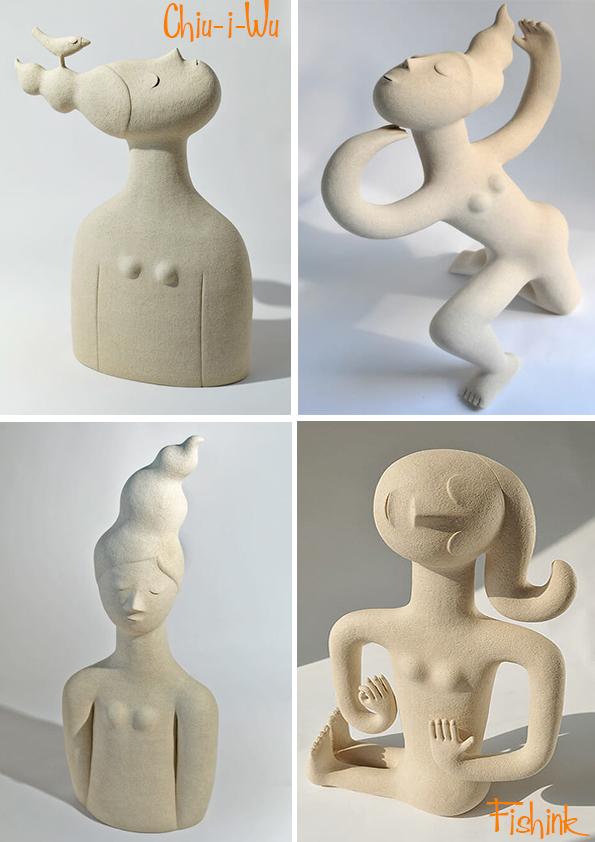 Chiu-i Wu Engaging Sculpture