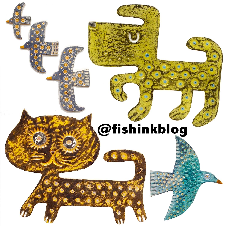 Fishinkblog Ceramics sale 2021… this weekend !!